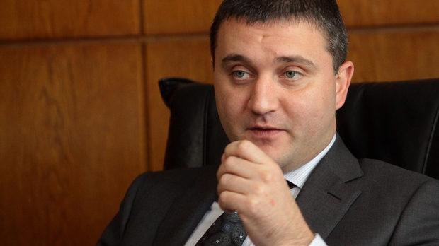 министър на финансите, Владислав Горанов, ГЕРБ,